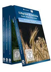 Reihe: Die wichtigsten Agrarpflanzen (4 DVDs) - Ein Unterrichtsmedium auf DVD