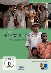 Albert Schweitzer - Ein Leben f�r Afrika - Ein Unterrichtsmedium auf DVD