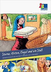 Sterne, Hirten, Engel und ein Stall - Ein Unterrichtsmedium auf DVD