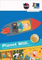 Planet Willi - Ein Animationsfilm für Grundschüler zum Thema Inklusion - Ein Unterrichtsmedium auf DVD