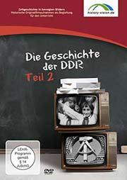 Die Geschichte der DDR Teil 2 - Ein Unterrichtsmedium auf DVD