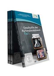 Reihe: Geschichte des Nationalsozialismus (3 DVDs) - Ein Unterrichtsmedium auf DVD