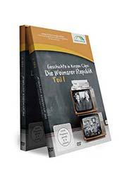 Die Weimarer Republik (2 DVDs) - Ein Unterrichtsmedium auf DVD