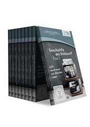 Reihe: Die Geschichte des Holocaust (9 DVDs) - Ein Unterrichtsmedium auf DVD