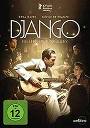 Django - Ein Unterrichtsmedium auf DVD