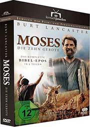 Moses - Die zehn Gebote - Ein Unterrichtsmedium auf DVD