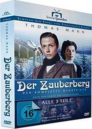 Thomas Mann: Der Zauberberg - Ein Unterrichtsmedium auf DVD