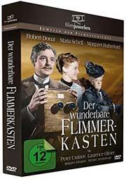 Der wunderbare Flimmerkasten - Die Erfindung der Filmkamera - Ein Unterrichtsmedium auf DVD