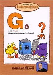 G6 - Ein Unterrichtsmedium auf DVD