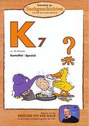 K7 - Bibliothek der Sachgeschichten - Ein Unterrichtsmedium auf DVD
