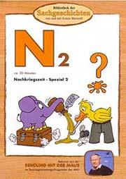 N2 - Bibliothek der Sachgeschichten - Ein Unterrichtsmedium auf DVD