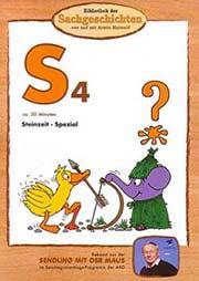 S4 - Bibliothek der Sachgeschichten - Ein Unterrichtsmedium auf DVD