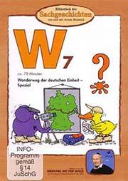 W7 - Bibliothek der Sachgeschichten - Ein Unterrichtsmedium auf DVD