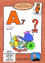 A7 - Bibliothek der Sachgeschichten - Ein Unterrichtsmedium auf DVD