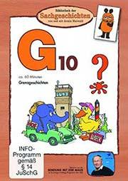 G10 - Bibliothek der Sachgeschichten - Ein Unterrichtsmedium auf DVD