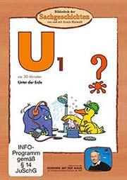 U1 - Bibliothek der Sachgeschichten - Ein Unterrichtsmedium auf DVD
