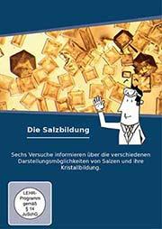 Die Salzbildung - Ein Unterrichtsmedium auf DVD
