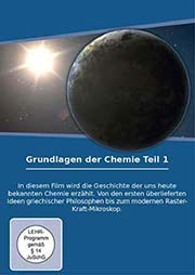 Grundlagen der Chemie - Teil 1 - Ein Unterrichtsmedium auf DVD
