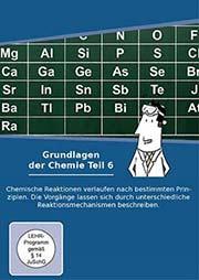 Grundlagen der Chemie - Teil 6 - Ein Unterrichtsmedium auf DVD