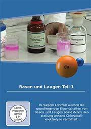 Basen und Laugen - Teil 1 - Ein Unterrichtsmedium auf DVD