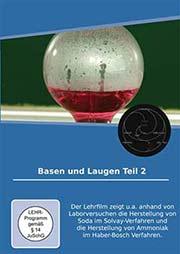 Basen und Laugen - Teil 2 - Ein Unterrichtsmedium auf DVD