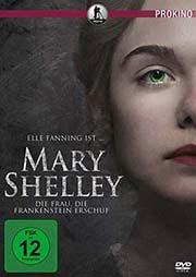 Mary Shelly - Ein Unterrichtsmedium auf DVD