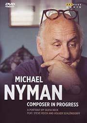 Michael Nyman - Ein Unterrichtsmedium auf DVD