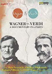 Wagner vs. Verdi - Ein Unterrichtsmedium auf DVD