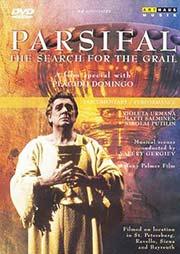Parsifal - Ein Unterrichtsmedium auf DVD