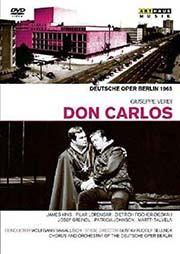 Giuseppe Verdi - Don Carlos - Ein Unterrichtsmedium auf DVD
