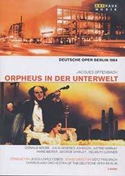 Orpheus in der Unterwelt [2 DVDs] - Ein Unterrichtsmedium auf DVD