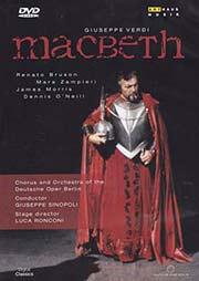 Giuseppe Verdi - Macbeth - Ein Unterrichtsmedium auf DVD