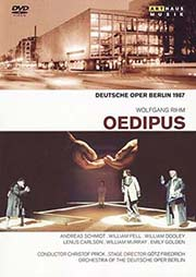 Wolfgang Rihm - Oedipus - Ein Unterrichtsmedium auf DVD