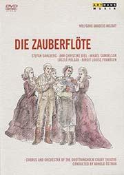 Wolfgang Amadeus Mozart - Die Zauberflöte - Ein Unterrichtsmedium auf DVD