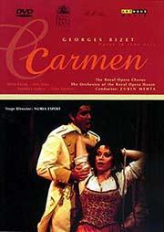 Georges Bizet - Carmen - Ein Unterrichtsmedium auf DVD