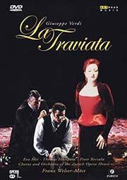 Giuseppe Verdi - La Traviata - Ein Unterrichtsmedium auf DVD
