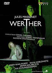 Jules Massenet - Werther - Ein Unterrichtsmedium auf DVD