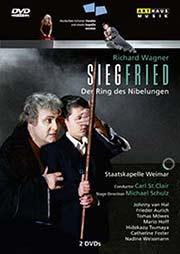 Siegfried [2 DVDs] - Ein Unterrichtsmedium auf DVD