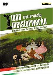 Ungarische Impressionisten und Naturalisten - Ein Unterrichtsmedium auf DVD