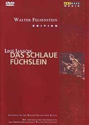 Leos Janacek - Das schlaue Füchslein - Ein Unterrichtsmedium auf DVD