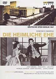 Domenico Cimarosa - Die Heimliche Ehe - Ein Unterrichtsmedium auf DVD