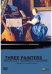 Three Painters - Masaccio, Vermeer, Cézanne - Ein Unterrichtsmedium auf DVD
