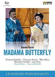 Madama Butterfly - Ein Unterrichtsmedium auf DVD