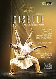 Giselle - Ein Unterrichtsmedium auf DVD