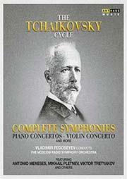 The Tchaikovsky Cycle [6 DVDs] - Ein Unterrichtsmedium auf DVD
