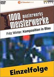Fritz Winter (deutsch, Abstrakter Expressionismus, Moderne Kunst) - Ein Unterrichtsmedium auf DVD