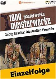 Georg Baselitz (deutsch, Abstrakter Expressionismus, Moderne Kunst) - Ein Unterrichtsmedium auf DVD