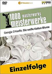 Georgia O'Keeffe (amerikanisch, Abstrakter Expressionismus, Moderne Kunst) - Ein Unterrichtsmedium auf DVD