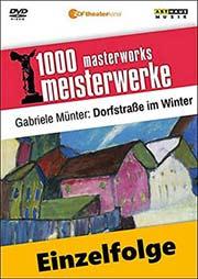 Gabriele M�nter (deutsch; Expressionismus) - Ein Unterrichtsmedium auf DVD