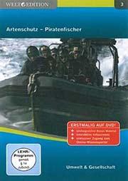 Artenschutz - Piratenfischer - Ein Unterrichtsmedium auf DVD